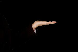 håndflade