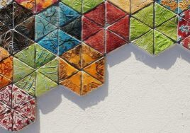 mosaik tilpasset
